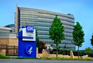 The headquarters for the Centers for Disease Control and Prevention in Atlanta, GA.