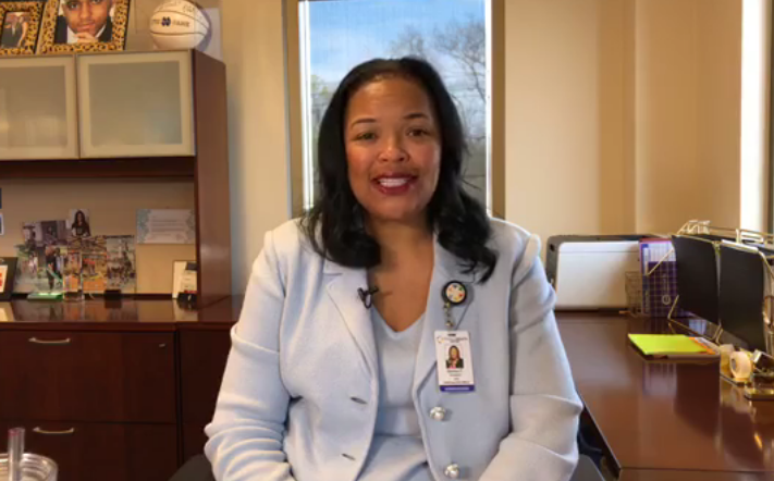 Family Health Center CEO and president, Denise Crawford, answered questions on Facebook April 22.