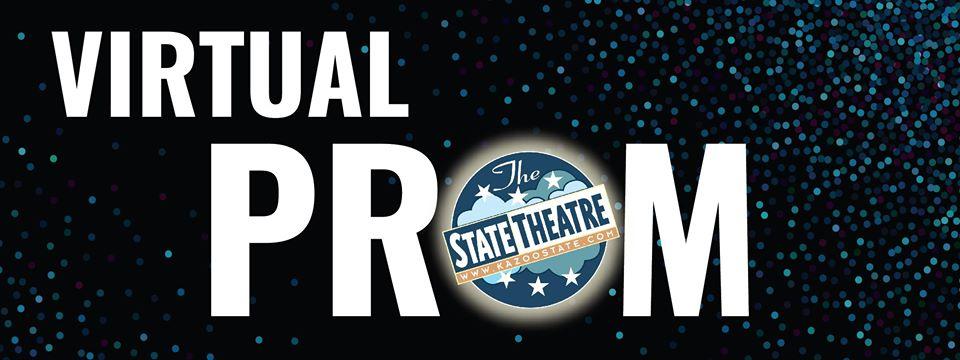 Virtual Prom event logo