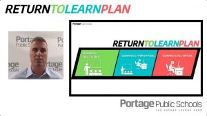 """an graphic that reads """"return to learn plan"""""""